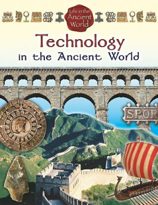 Crabtree Staff-Technology In The Ancient World (US IMPORT) BOOK NEW