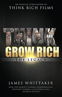 Whittaker James-Think & Grow Rich The Legacy (US IMPORT) BOOK NEU