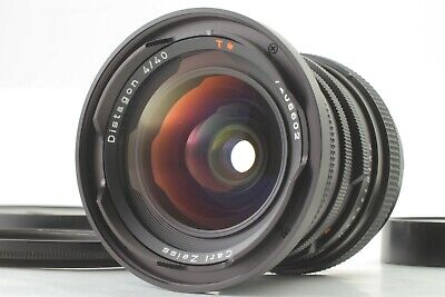 【NEAR MINT】 Hasselblad Carl Zeiss T* Distagon CF 40mm F/4 FLE MF Lens from JAPAN