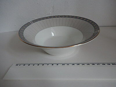 "Wedgwood PLAZA 7"" oatmeal, cereal, soup bowl"
