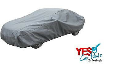 Winter Waterproof Full Car Cover Cotton Lined For Saab 9-3 93 Convertible 03-11