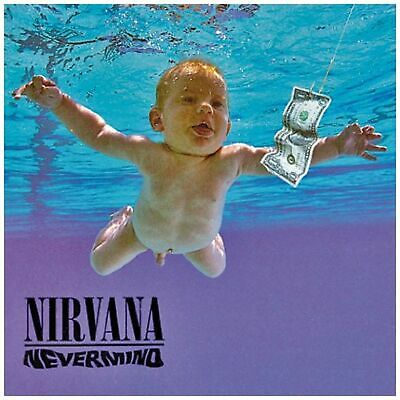 Nirvana - Nevermind - Vinyl Lp - New