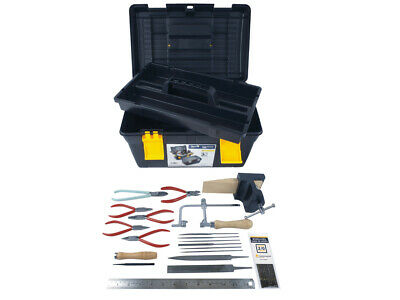 Cooksongold Complete 164 Pc. Jeweller's Workbench Toolbox and Tools