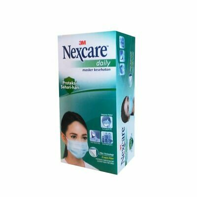 3m Nexcare Daily Disposable Face Mask Earloop Mask Surgical Mask 26pcs/Box