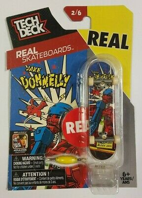 NEW Tech Deck Collectors Fingerboard - Real Skateboard Design - VERY RARE