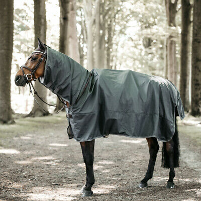 Kentucky Horsewear Rain Coat 0g - grau