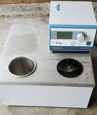 PolyScience Water Bath w/ Programmable Temperature Controller tcs200 Table Top