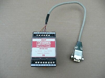 Phoenix Contact Modutrab MT-RS 485 Surge Protection Device for RS-485 interface