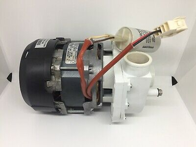 LGB ZF320V-SX Wash Pump Motor & Capacitor *IMMACULATE CONDITION* *ONLY £49.99*