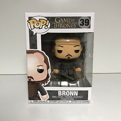 Game of Thrones Bronn Funko Pop #39
