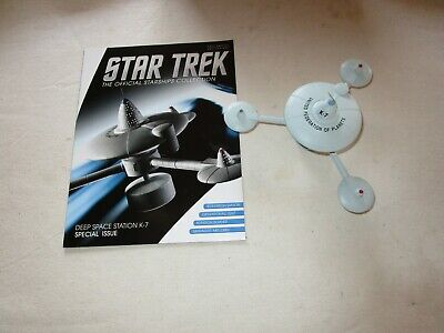 Star Trek Official Starship Collection - Deep Space Station K-7