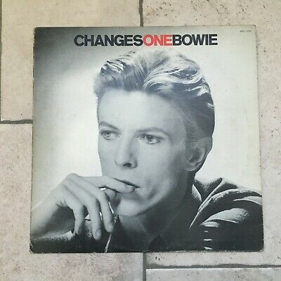 """David Bowie - ChangesOneBowie - Disco LP Vinile 33 giri 12"""" - 1976 Rca Italy 1st"""
