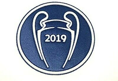 Liverpool champions league 2019/20 Iron On Patch Badge Year 2019 Jersey Shirt