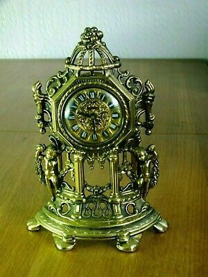 Estyma Mantle Clock For Spares Of Repairs