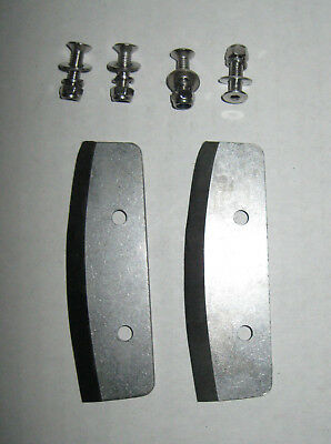 """New TROPHY STRIKE  Blade Kit For 8"""" Cutting Diameter Ice Auger"""
