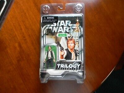 Han Solo (A New Hope) 2004 STAR WARS The Vintage Original Trilogy Collection