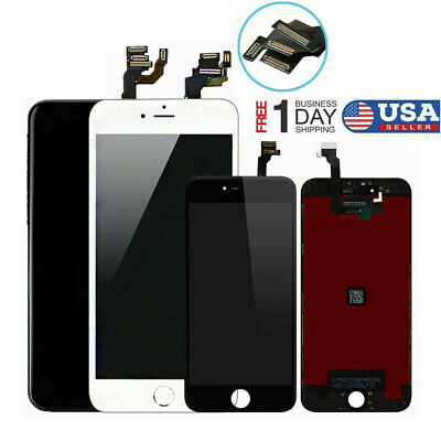 """LCD Digitizer for iPhone 6 Plus Full Screen Replacement w/ Home Button  5.5"""""""