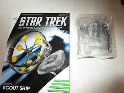 Star Trek Official Starship Collection 96 - Orion Scout Ship