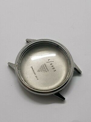 Vintage Omega 30t2 Stainless Steel Watch Case