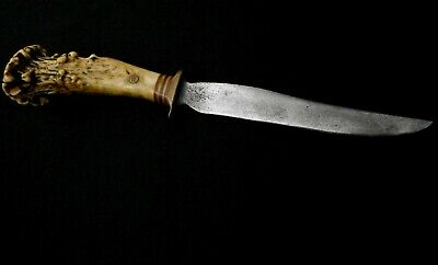 RARE Late 1930's Bo Randall Knife -w/Certificate -Old/Antique/Vtg -Collection