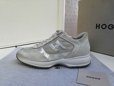 SCARPE HOGAN N.40 ORIGINALI INTERACTIVE DONNA Women SHOES MADE in ITALY