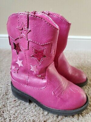 Girls Toddlers Cherokee 093 01 7249 Druanne Quilted Riding Boots 439k