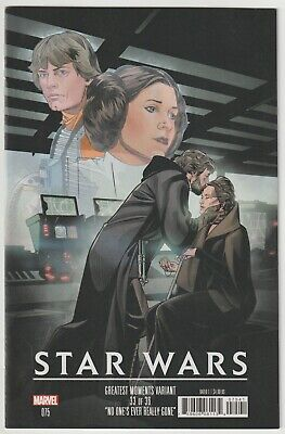 Star Wars (2020) #75 -  Chris Sprouse Greatest Moments Variant - Marvel