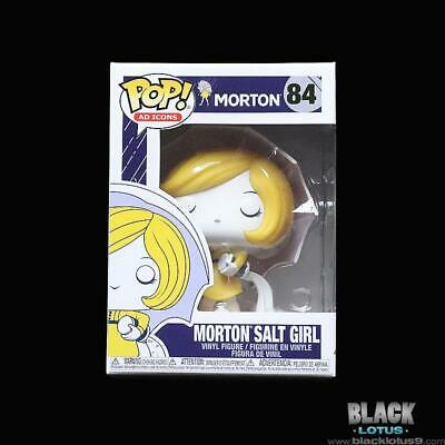 Funko Pop! Morton Salt Girl Ad Icons IN STOCK Pop 84
