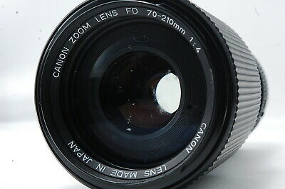 Canon ZOOM Lens NEW-FD 70-210mm F4 SN351956