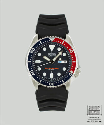 Seiko SKX009J1 Automatic Divers Watch JDM (Japanese Domestic Model)