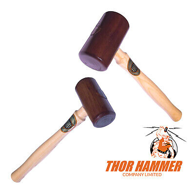 THOR Rawhide Jewellers Mallet - Available in Sizes 1/2/3/4