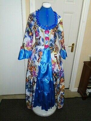 Venetian  carnival  ladies ball dress, small size 34 inches