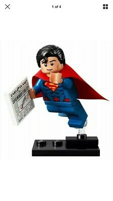 Lego DC Minifigures 71026 - Superman With Free Postage
