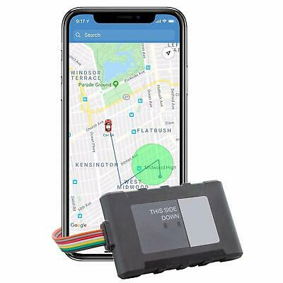 4G LTE Livewire GPS Tracker Car Vehicle Tracking Device Locator Real time Auto