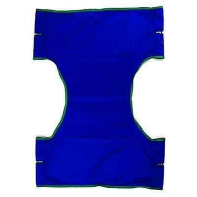 INVACARE 6V8Yzu1 1 EA CareGuard Standard Sling with Commode Opening 9047 Mesh