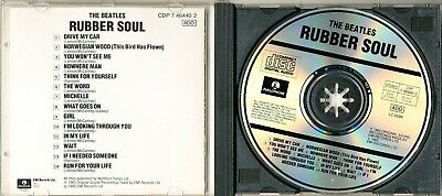 The Beatles : Rubber Soul CD - MADE IN HOLLAND