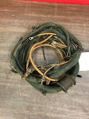 1942-1947 Ford Dash Cowl Wiring Harness Nos Ford  220