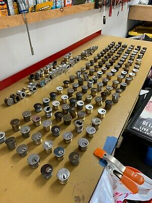 Locksmith Mortise Cylinder And Thumbturn Lot