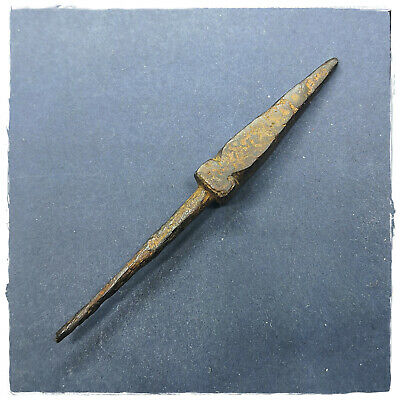 ROMAN MILITARY IRON  *ARROW-HEAD*!!!EXCELLENT!!! 6,38 g