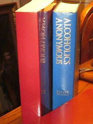 Alcoholics Anonymous, AA Full Size, Study Edition, Big Book, Soft Cover