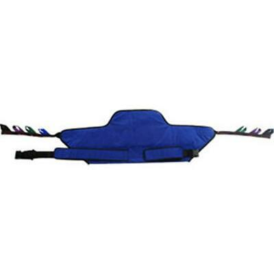INVACARE 6V8Kzx1 1 EA R130 Reliant Standing Sling with Waist Belt, Large,