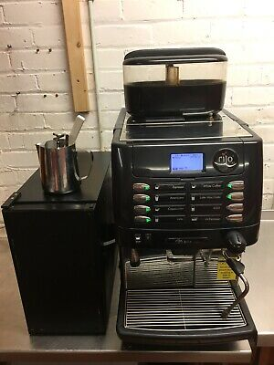 Rijo Inca Fresh Milk Bean To Cup Coffee Machine
