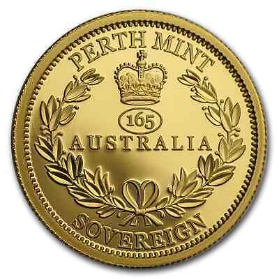 2020 Australia Gold Sovereign Proof - SKU#206719