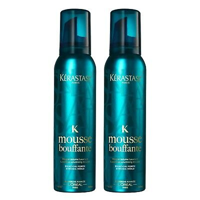 Kérastase Mousse Bouffante 150ml RRP £22.20 (2 Bottles @ 35% Discount!)