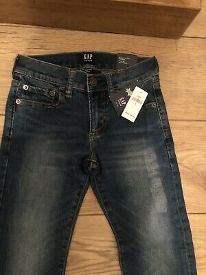 Boys (Gap) Slim Leg Jeans. Age 6 Years. Bnwt