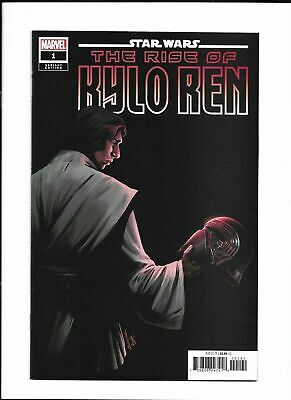 Star Wars: The Rise Of Kylo Ren #1 1:25 Carnero Variant Marvel Comics 2020 Vader