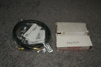 Moen BELVEDERE 622-A Faucet Assembly Complete Hair Salon Shampoo Spa - Old Stock
