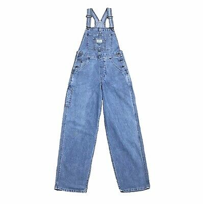 Vintage 90's Levis Denim Dungarees Size Small