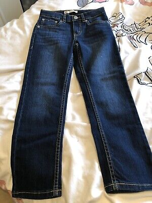 Levis 511 Slim Jeans  Boys Age 6 Years