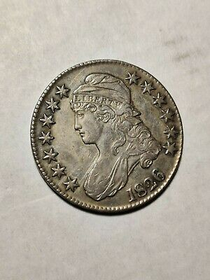 1826 Capped Bust Half Dollar (High Grade)